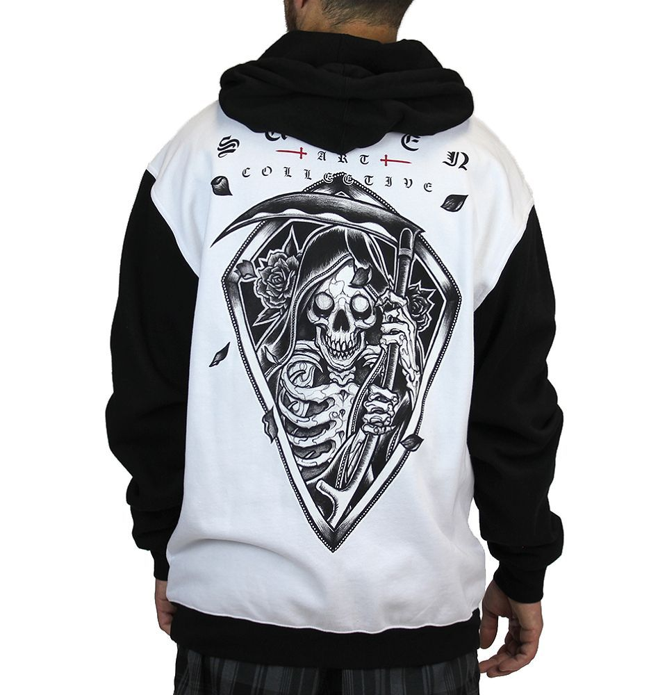 Sullen Reap What You Sow Zip Hoodie