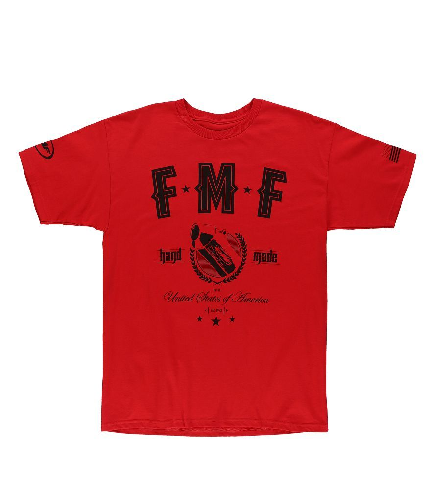 FMF Hard Knocks Tee