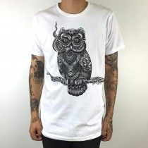 seedleSs Wise Owl #2 Tee