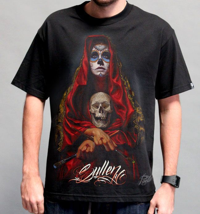 Sullen Acuna Badge Tee