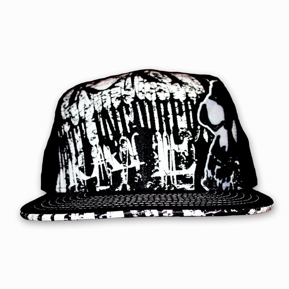 Irate Scatterbrain Snapback Hat