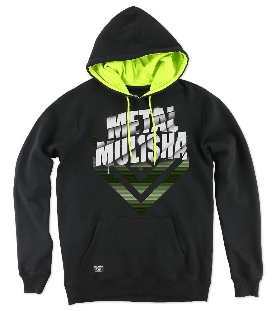 Metal Mulisha White Shadow Pullover Hoodie