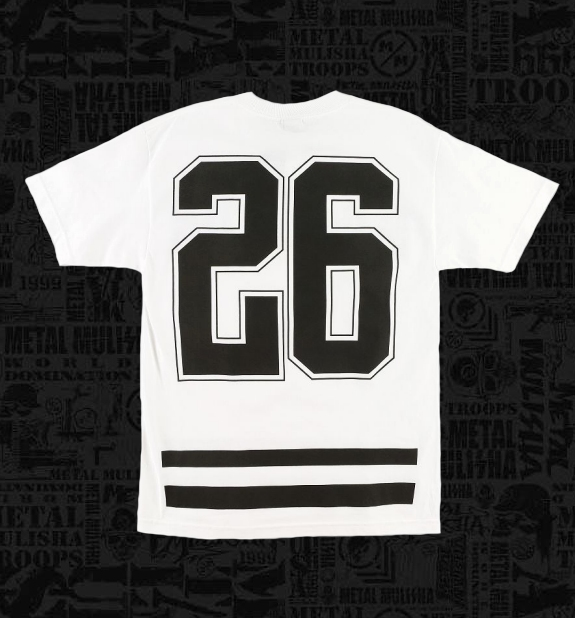 Metal Mulisha Faisst 26 Tee