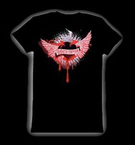 Tech N9ne Heart Tee Black