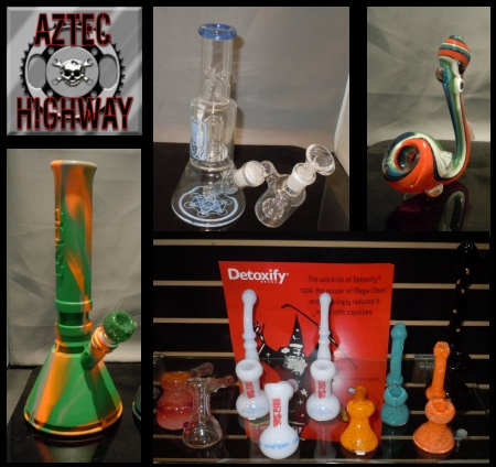 Glass pipes n' stuff